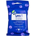 Yes to Yes to Blueberries Travel Cleansing Towelettes 8 Ct