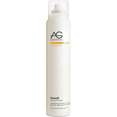 AG Hair Smooth Firewall Argan Shine %26 Flat Iron Spray