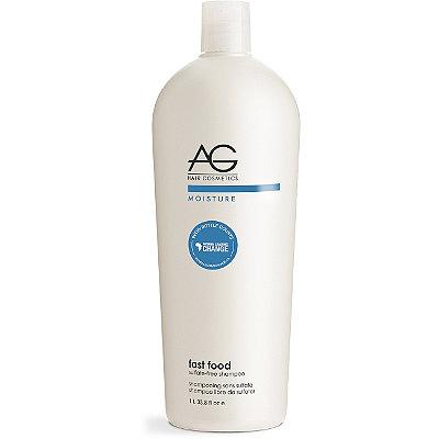 AG HairMoisture Fast Food Sulfate-Free Shampoo