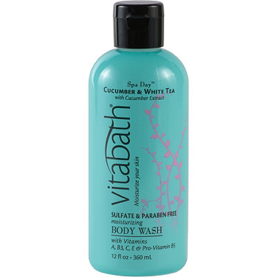 VitabathCucumber & White Tea Body Wash