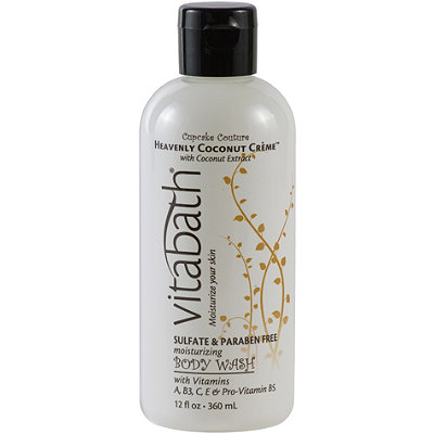 Vitabath Coconut Creme Body Wash
