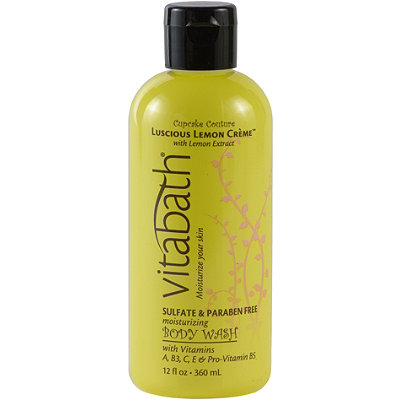 Vitabath Lemon Creme Body Wash