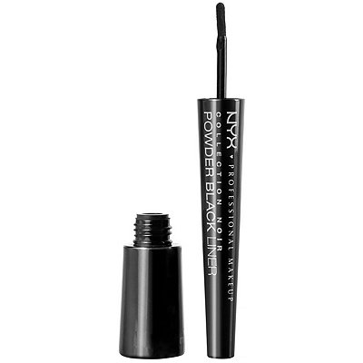 Nyx Cosmetics Collection Noir Powder Black Liner