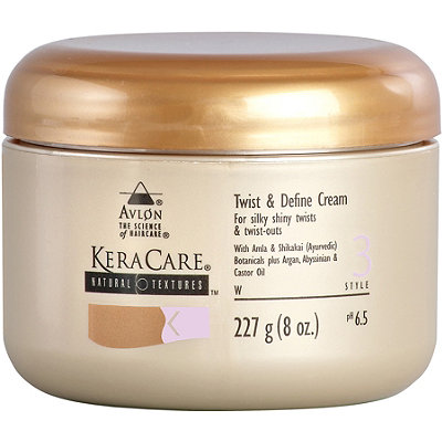 AvlonKeraCare Natural Textures Twist %26 Define Cream