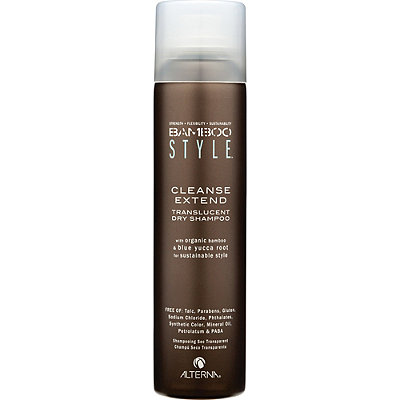 AlternaBamboo Style Cleanse Extend Translucent Dry Shampoo