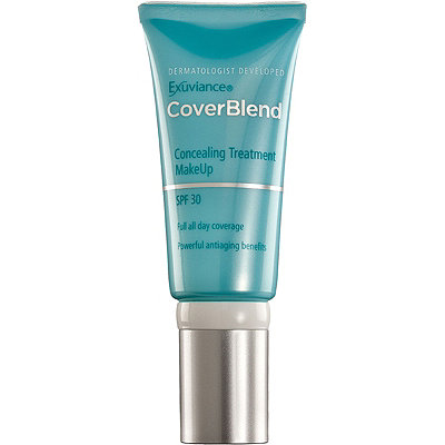 Coverblend Concealing Treatment Makeup
