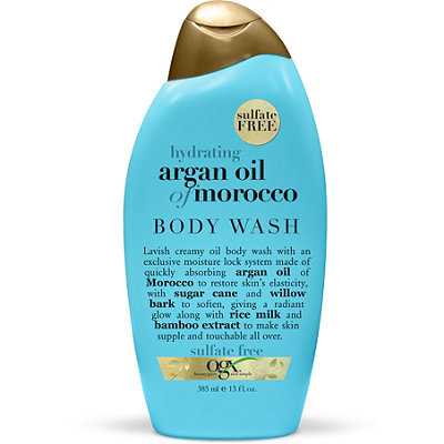 OGX Hydrating Moroccan Argan Oil Creamy Oil Body Wash