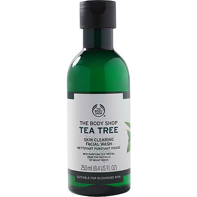 The Body ShopTea Tree Skin Clearing Facial Wash