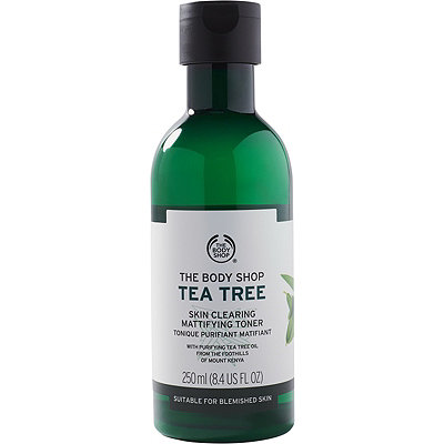 The Body ShopTea Tree Skin Clearing Toner