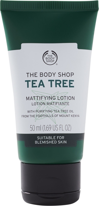 Tea Tree Skin Mattifying Lotion