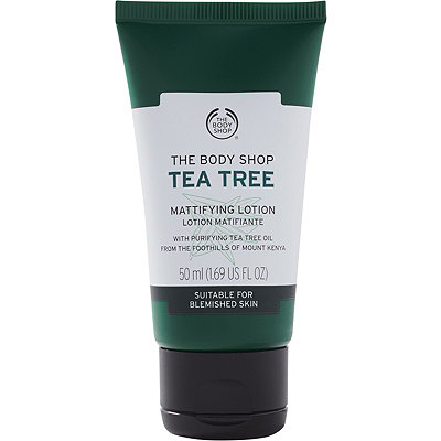 The Body Shop Tea Tree Skin Mattifying Lotion