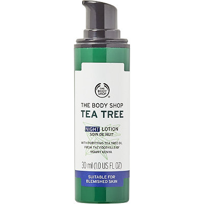The Body ShopTea Tree Oil Blemish Fade Night Lotion