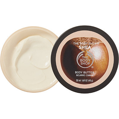 The Body Shop Travel Size Shea Body Butter