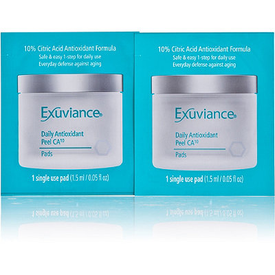 Exuviance FREE Daily Antioxidant Peel CA10 samples w/any Exuviance purchase