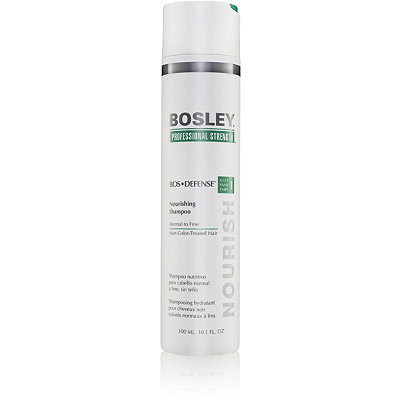 BosleyOnline Only BosDefense Nourishing Shampoo For Non Color-Treated Hair