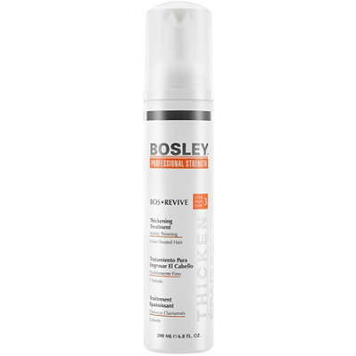Bosley BosRevive Thickening Treatment For Color-Treated Hair