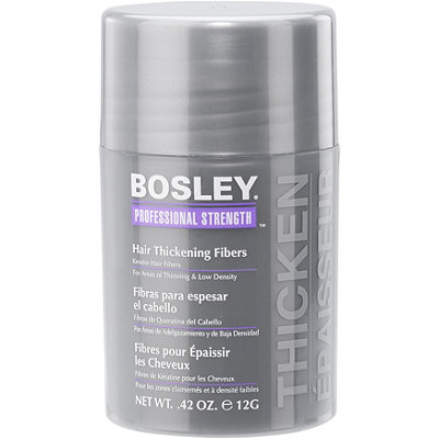 BosleyHair Thickening Fibers