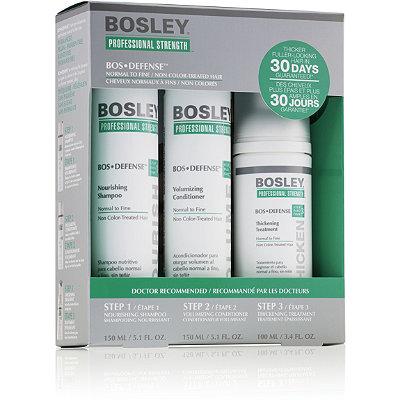 BosDefense Kit For Non Color-Treated Hair