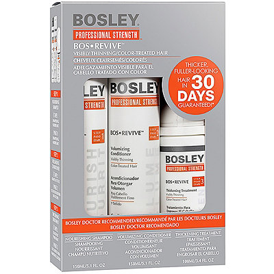 Bosley BosRevive Kit For Color-Treated Hair