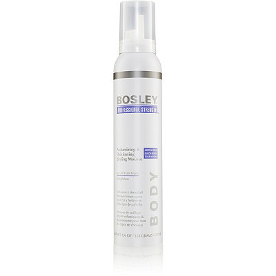 Bosley Volumizing %26 Thickening Styling Mousse