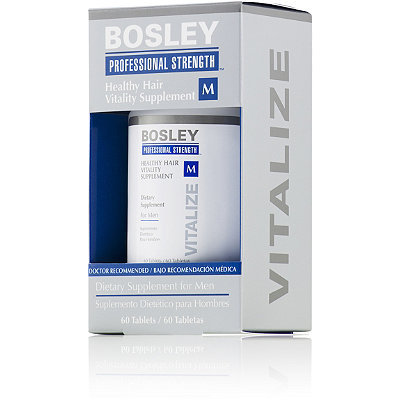 BosleyHealthy Hair Vitality Supplements For Men