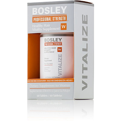 Bosley Healthy Hair Vitality Supplements For Women