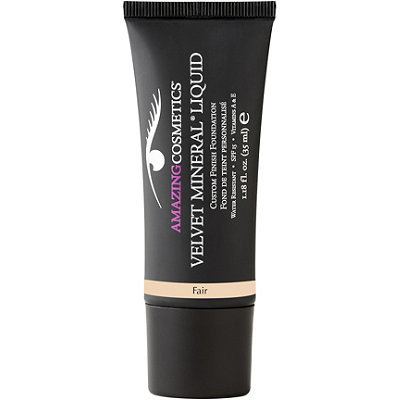 Amazing CosmeticsVelvet Mineral Liquid Foundation
