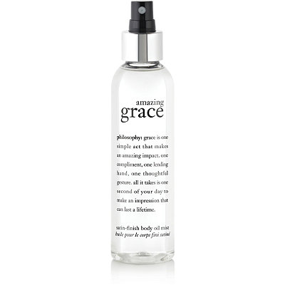PhilosophyAmazing Grace Satin-Finish Body Oil Mist