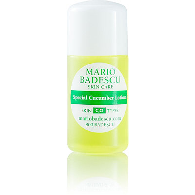 Mario BadescuOnline Only FREE Sample Special Cucumber Lotion w/any Mario Badescu purchase