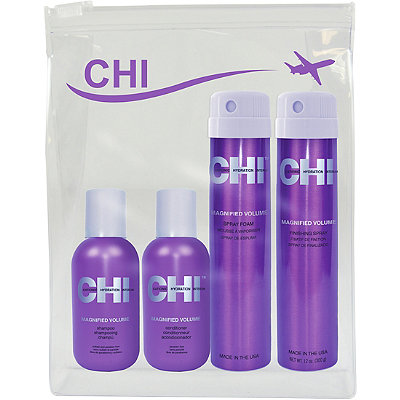 Chi Magnified Volume Travel Kit