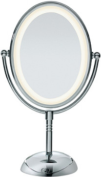 Conair Lighted Makeup Mirror.Reflections Led Lighted Collection Mirror