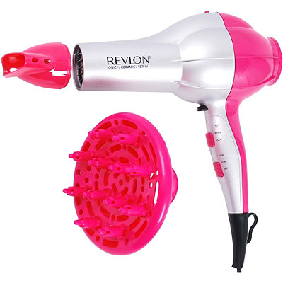 Revlon1875W Pro Stylist Shine Boosting Hair Dryer