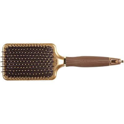 Olivia Garden NanoThermic Ceramic %2B Ion Large Paddle Brush