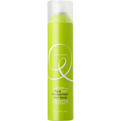 DevaCurl Flexible-Hold Hairspray Touchable Finishing Styler
