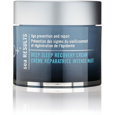 H2O PlusSea Results Deep Sleep Recovery Cream