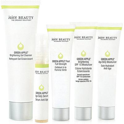 Juice BeautyGREEN APPLE Age Defy Solutions Kit