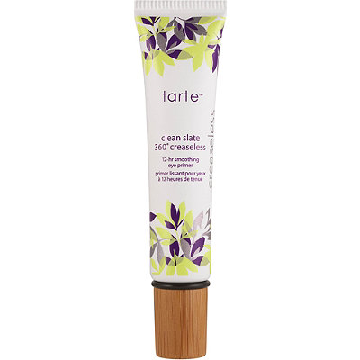 Tarte Clean Slate 360 Creaseless 12-Hour Smoothing Eye Primer