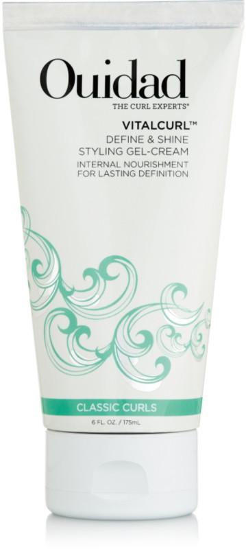 Ouidad Vitalcurl Define Shine Styling Gel Cream Ulta Beauty