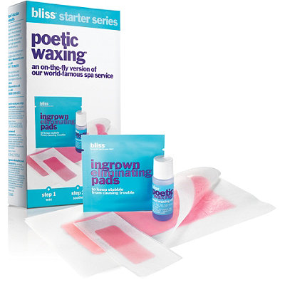 BlissPoetic Waxing Starter Kit