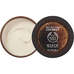 The Body Shop Online Only Travel Size Coconut Body Butter
