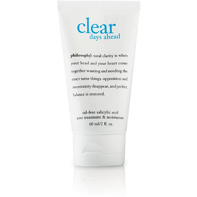 Philosophy Clear Days Ahead Acne Treatment %26 Moisturizer