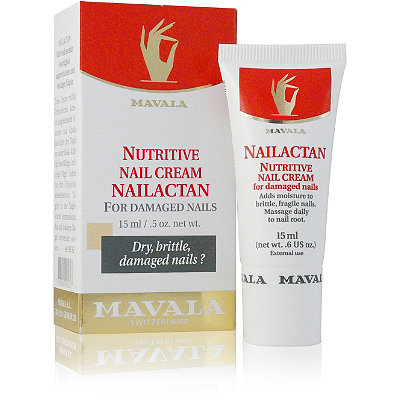 Mavala Nutritive Nail Cream Nailactan - Tube