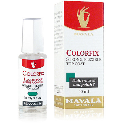 Mavala Colorfix Strong%2C Flexible Top Coat