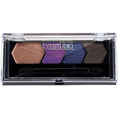 Eye Studio Color Plush Silk Eyeshadow Quad