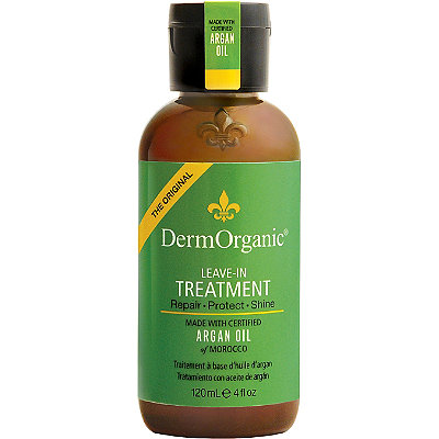 Dermorganic Leave-in Treatment w/ Argan Oil