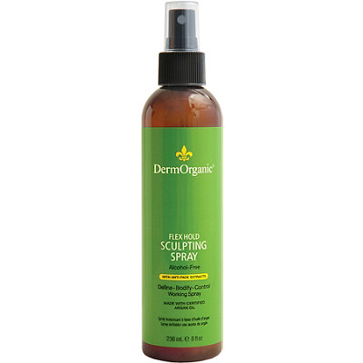 Dermorganic Flex Hold Sculpting Spray Alcohol-Free
