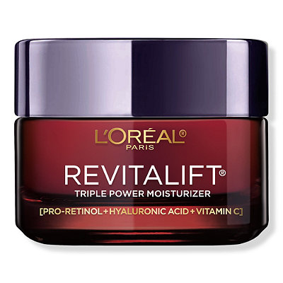 L'OréalRevitalift Triple Power Deep-Acting Moisturizer