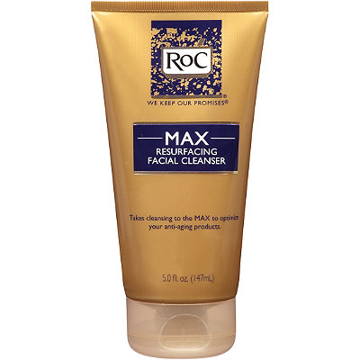 RoC Max Resurfacing Facial Cleanser