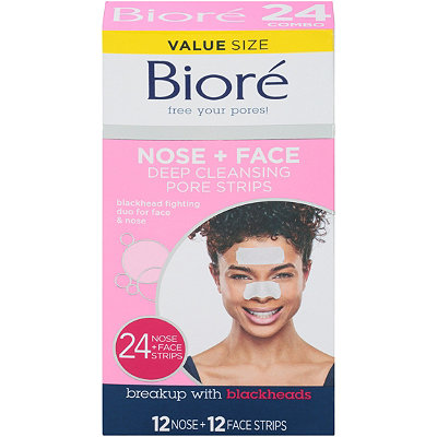 BioréDeep Cleansing Pore Strips