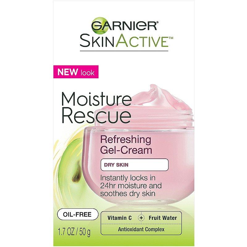 gel moisturizer for dry skin